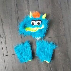 Dog Monster Costume
